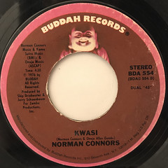 NORMAN CONNERS:BETCHA BY GOLLY, WOW(LABEL SIDE-B)
