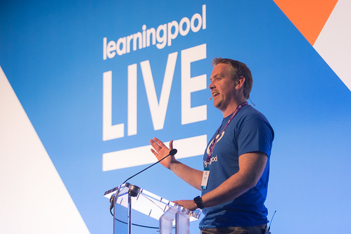 Learning Pool Live 2018: staying ahead of the learning game
