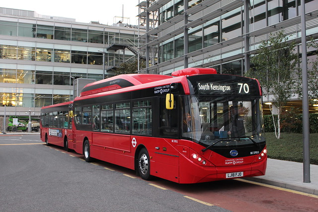 New Electrics for Route 70