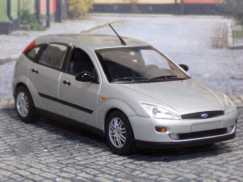 Ford Focus MKI - 1998