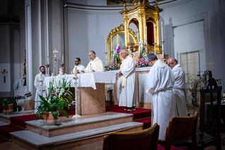 Celebración Sta. Teresa del Niño Jesús