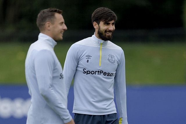 Mina, Gomes And McCarthy Back In Training