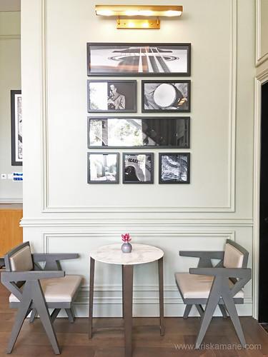 The Restaurant - Interiors 2
