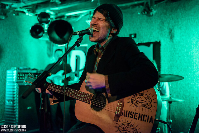 Gruff Rhys performs at DC9