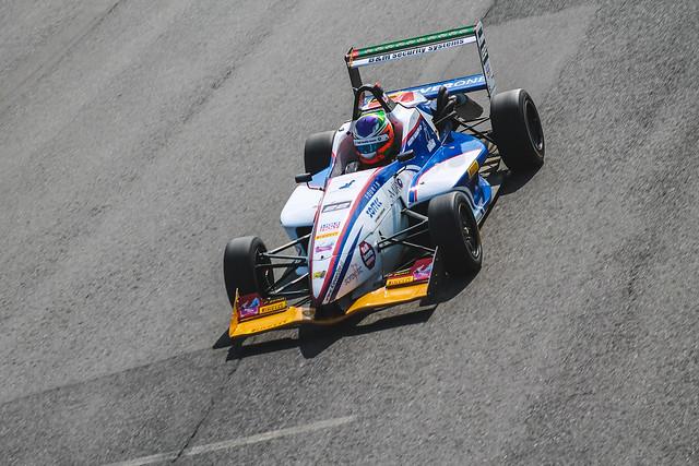 Galería del Campeonato Histórico de Velocidad - Formula 3 - 8° fecha