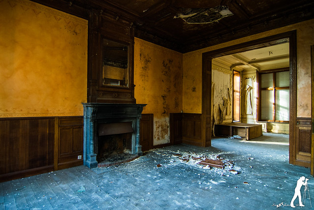 Lost Places: Chateau Pink Panther