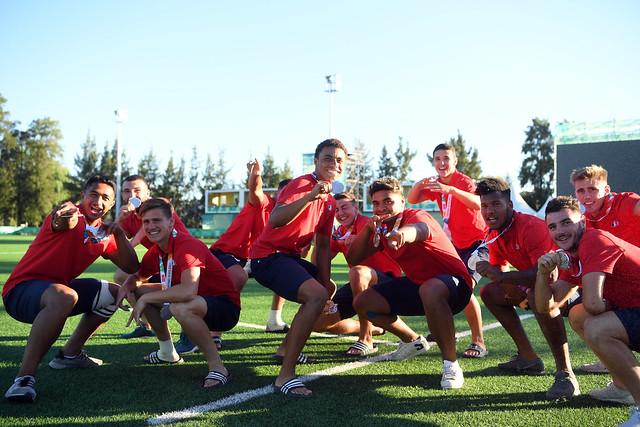 Jeux Olympiques de la Jeunesse de Buenos Aires 2018 - J9
