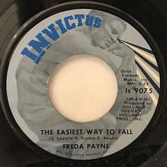 FREDA PAYNE:BAND OF GOLD(LABEL SIDE-B)