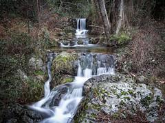Magie du petit ruisseau à  Soudorgues, Cévennes - Photo of Peyrolles