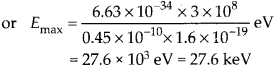 NCERT Solutions for Class 12 Physics Chapter 11 Dual Nature of Radiation and Matter 41