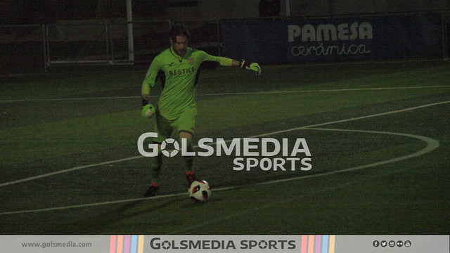 Copa RFEF. CD Roda 1-2 CD Teruel (07/11/2018), Jorge Sastriques