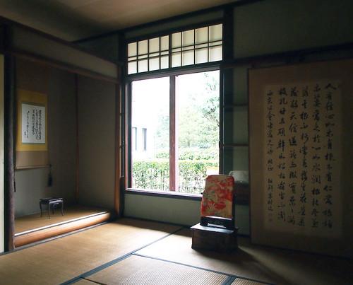 新島旧邸_茶室