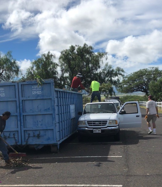 Waikoloa Village Firewise Green Waste Day 11/10/18