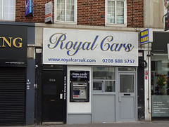 Picture of Royal Cars, 210 High Street
