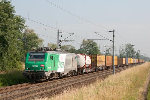 Train 40331 à Eckwersheim