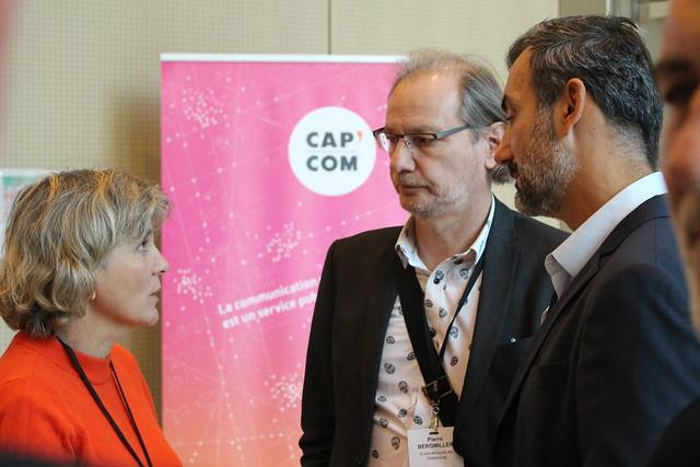 10e Rencontres nationales de la communication numériques