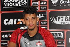 Treino (08/10/2018) - Fotos: Moysés Suzart / EC Vitória