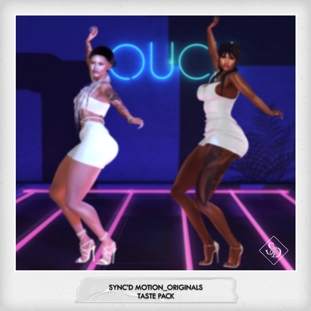Sync'D Motion__Originals - Taste