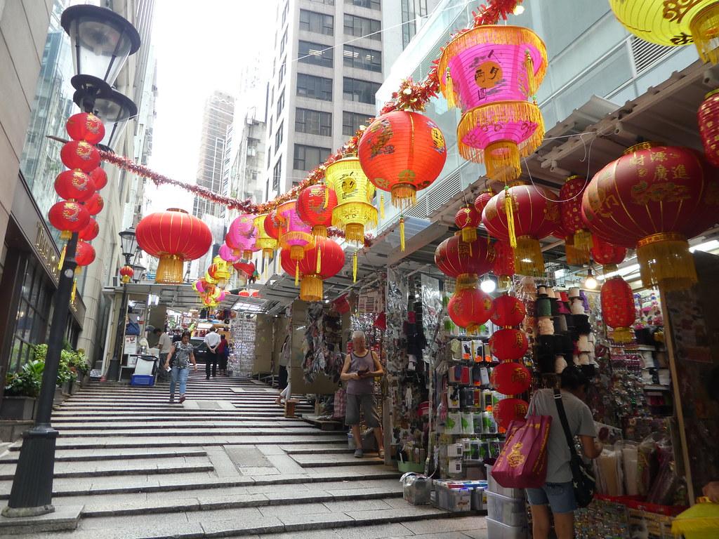 Peddar Street, Hong Kong