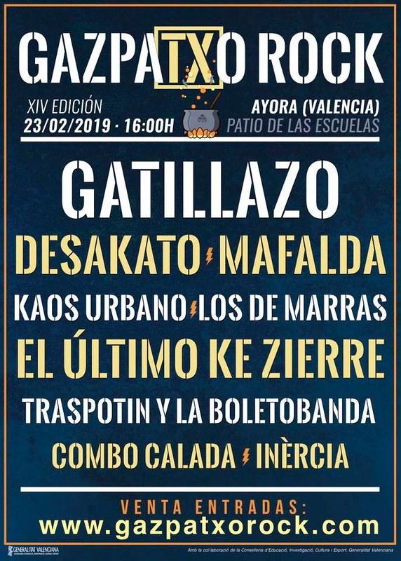 Gazpatxo Rock 2019