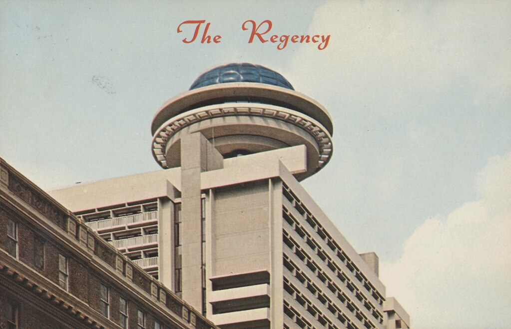 The Regency Hyatt House - Atlanta, Georgia