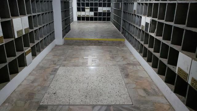 Cripta São Bento - Desan