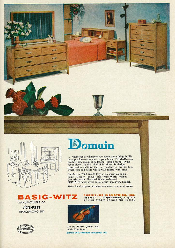 Basic-Witz Domain 1958