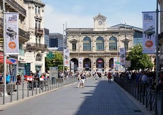 Lille la gare Lille-Flandres en 2014