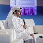 Saleh Saeed M A Al-Marri at IRU World Congress in Muscat, Oman