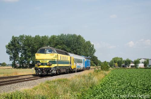 TUC-Rail 6250 Zingem