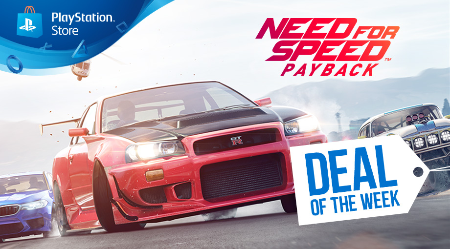 Deal of the Week Need for Speed Payback