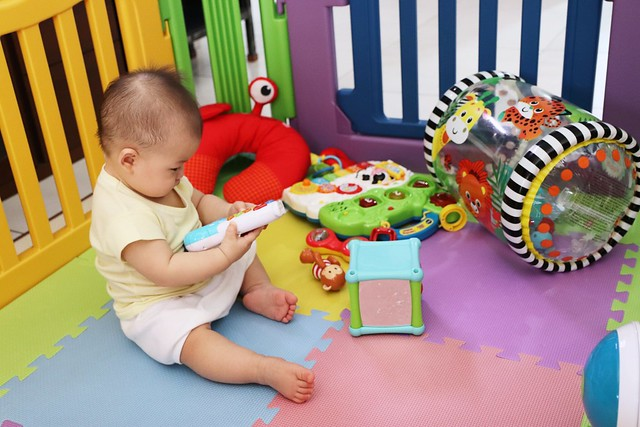 Nihon Ikuji Play Yard: Playing Safely In The Play Yard