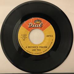 JOE TEX:I GOTCHA(RECORD SIDE-B)