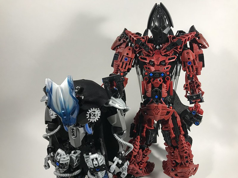 Makuta Miseuron and The Corrupted Crown (2)