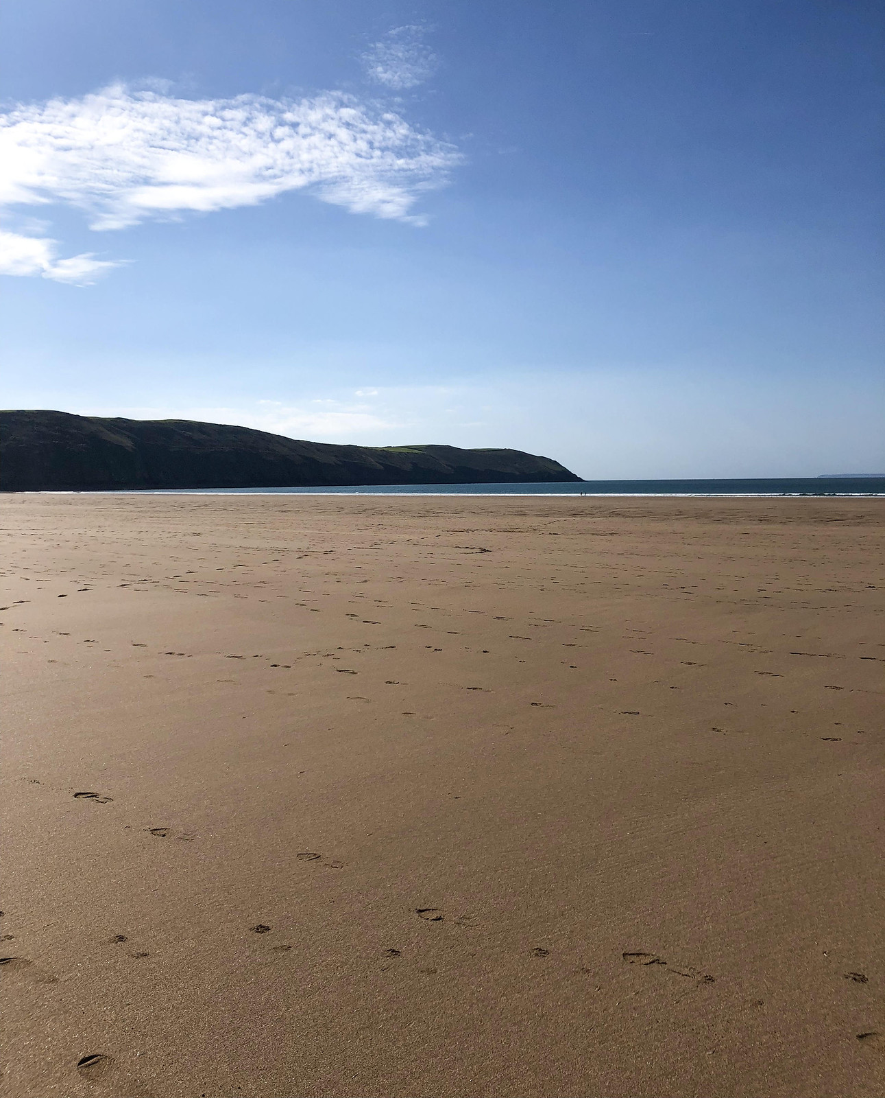 Woolacombe Beach, Devon: My Detox Retreat Weight Loss Experience at Slimmeria | Not Dressed As Lamb