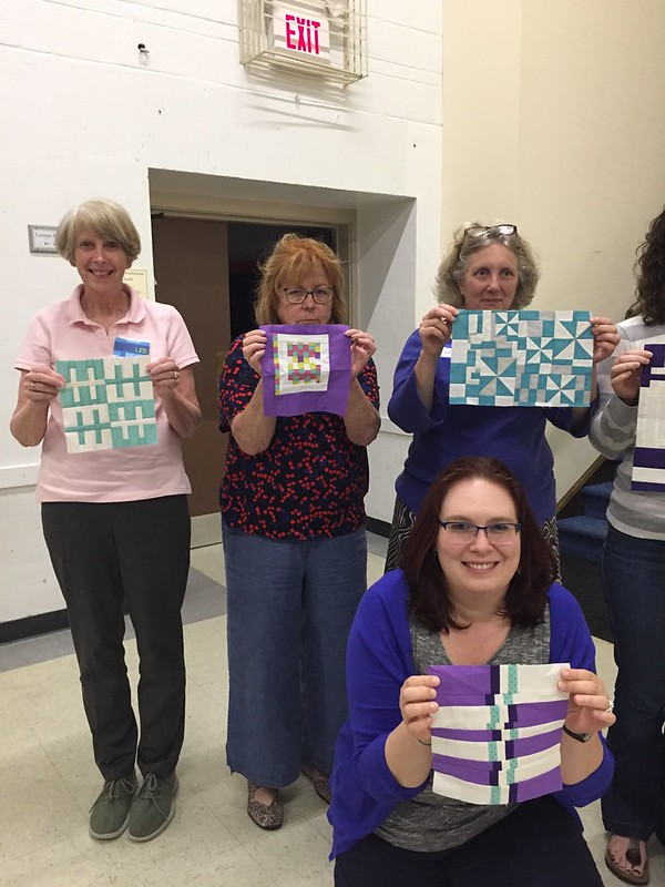 1 charity quilt blocks