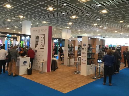 Participación de México en la Feria Internacional del Libro de Fráncfort 2018