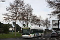 Heuliez Bus GX 317 GNV - Semitan (Société d'Économie MIxte des Transports en commun de l'Agglomération Nantaise) / TAN (Transports en commun de l'Agglomération Nantaise) n°501