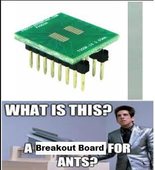 BreakoutBoardForAnts