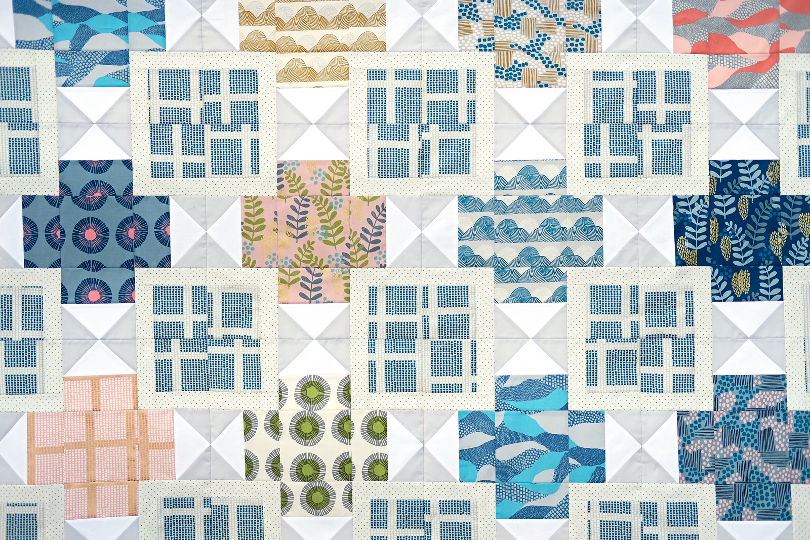 Imagined Landscapes - The Mary Quilt