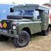 EKH209J 1971 Land Rover Ambulance.