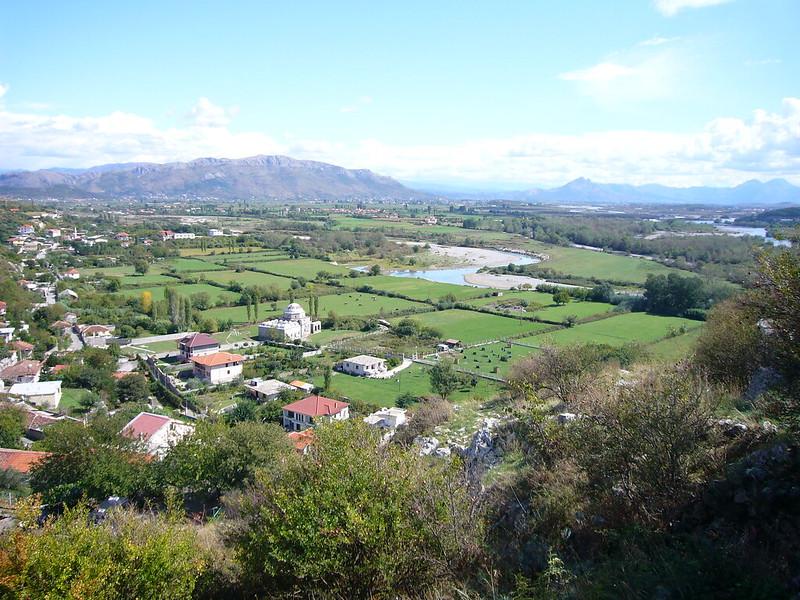 Piana alluvionale di Scutari Albania