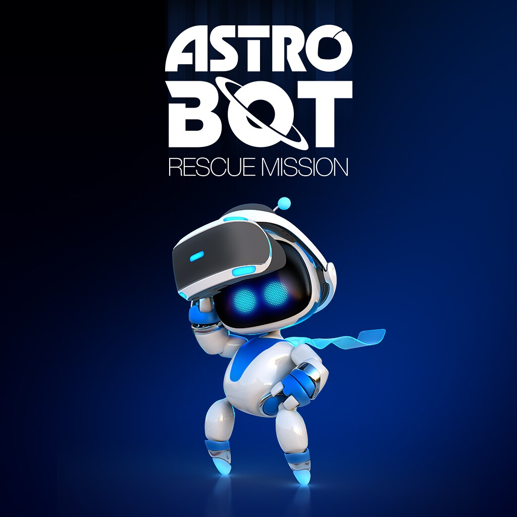 Astro Bot Rescue Mission