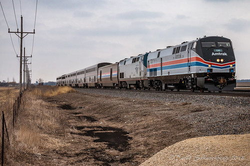 amtk130 amtrak amtrak130 bnsf heritageunits illinois mendotasub phase2 phaseii somonauk trains
