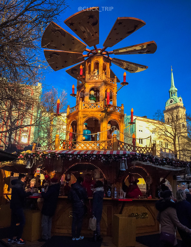 · Rindermarkt · Mercadillo navidad · Múnich ·