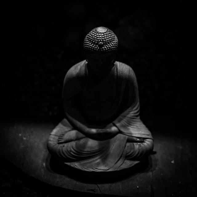 Night Buddha