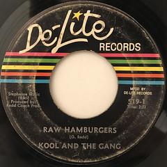 KOOL AND THE GANG:KOOL AND THE GANG(LABEL SIDE-B)