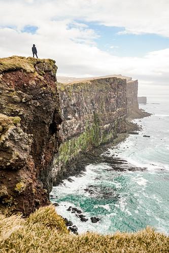 Latrabjarg Cliffs- Wild Westfjords 4 Day Tour. Photographer Scott Drummond