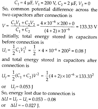 NCERT Solutions for Class 12 Physics Chapter 2 Electrostatic Potential and Capacitance 39