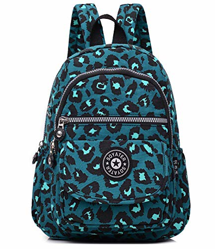 Kecartu Girls Lightweight Waterproof Nylon Backpack Durable Small Travel Daypack Review